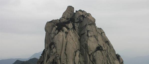安徽省天柱山