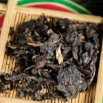 青碍茶(川字茶)の効能・飲み方【中国茶】