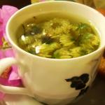 菊花茶(菊茶)の効能や飲み方まとめ【健康茶】