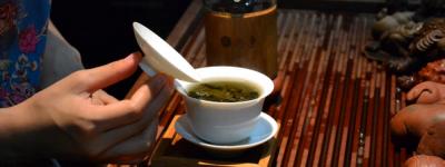 【中国茶】屯緑ってどんなお茶?