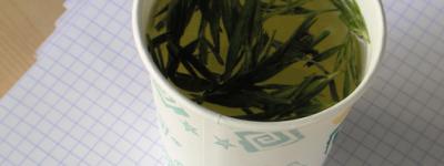 【中国緑茶】峨眉峨蕊ってどんなお茶?
